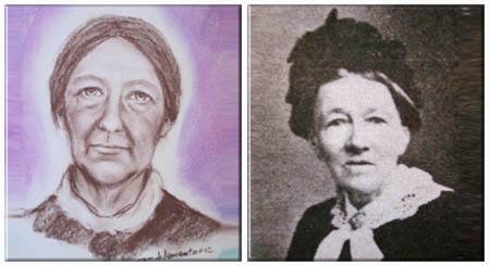 Marie Klement Spirit Portraits