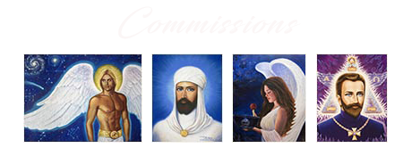 Marie Klement, Commission Art Portraits